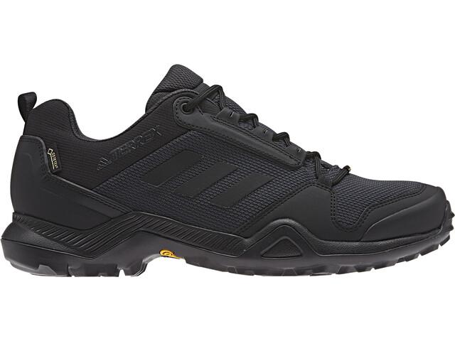 adidas TERREX AX3 GTX Kengät Miehet, core black/core black/carbon